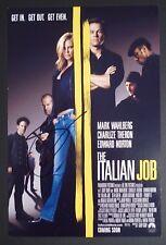 "JASON STATHAM Authentic Hand-Signed ""THE ITALIAN JOB"" 8x12 Photo (PROOF)"