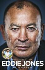 Signed Book - My Life and Rugby: The Autobiography by Eddie Jones