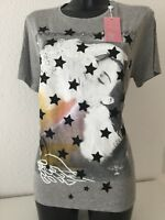 Princess goes Hollywood T Shirt 44 XL FROG BOX NEU Peace Love Pailletten Strass