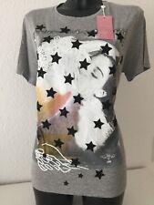 Princess goes Hollywood T Shirt 44 XL FROG BOX NEU Peace Love Pailletten Strass