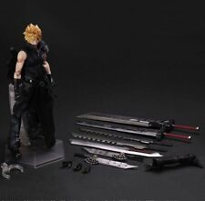 Play Arts Kai Final Fantasy VII Advent Children Cloud Strife Action Figure InBox