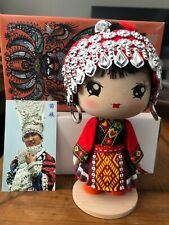 Handmade Miao decoration Standing Doll of ChinaSouthern