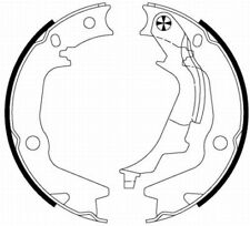 Mintex Rear Brake Shoe Set MFR651  - BRAND NEW - GENUINE - 5 YEAR WARRANTY