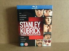 Stanley Kubrick: Visionary Filmmaker Collection [Blu-ray]
