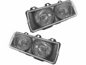 Headlight Assembly Set For 1992-1998 BMW 318i 1994 1993 1995 1996 1997 H545SX