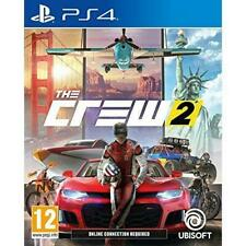 The Crew 2 Ps4 Sony PlayStation 4
