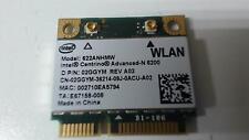 Intel Dell Centrino Advanced-N 6200 Mini PCI-E 622ANHMW WiFi Card 2GGYM 02GGYM
