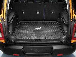 2021 Bronco Sport Ford Cargo Area Liner Tray Mat BASE, BIG BEND AND OUTER BANKS