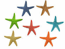"5"" Ceramic Starfish for Swimming Pool or Wall - 6 colors - Free Shipping"