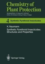 Chemistry of Plant Protection: Synthetic Pyrethroid Insecticides: Structures...
