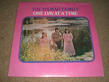 One Day At A Time The Hamar Family~RARE Private Xian Gospel~Ripcord~Christian