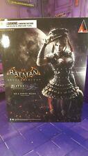 "Play Arts Kai ~ Batman Arkham Knight ~ No.4 HARLEY QUINN ~ 10""  Action Figure"
