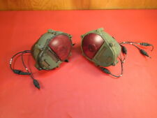 Vintage Military Hummer Humvee rear tail lights Army Jeep CCKW Trailer M998