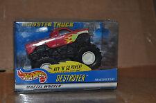 Hot Wheels Monster Jam 1:43 Destroyer Die-Cast Vehicle