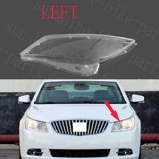 1pcs Car Front Left Side Headlight Transparent Cover For Buick Lacrosse 2009-13