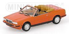 1:43 MASERATI BITURBO 1982 Cabrio Minichamps 400123530 L.E. OVP NUOVO