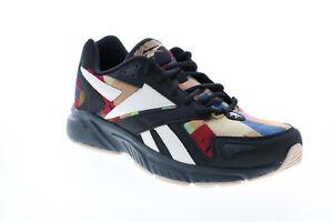 Reebok Royal Hyperium Kung Fu Panda Mens Black Collaboration Sneakers Shoes
