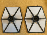 Star Wars Tie Fighter 2 Wings Pair 11 Inches /Parts & Accessories