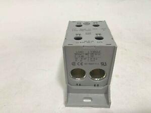 New Allen Bradley 1492-PDE1225 Ser. A Enclosed Power Distribution Block