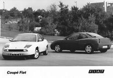 PHOTO PRESS ORIGINALE FIAT  COUPE (3)  - 1993
