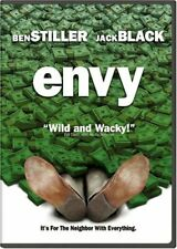 Like New WS DVD Envy Ben Stiller Jack Black Rachel Weisz Amy Poehler Christopher