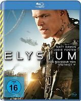 Elysium [Blu-ray] von Blomkamp, Neill | DVD | Zustand sehr gut
