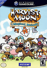 Harvest Moon: Magical Melody (Nintendo GameCube, 2006)