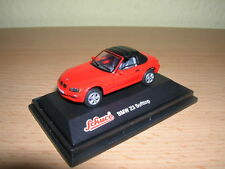 Schuco Junior Line BMW z3 softtop rouge 1:72