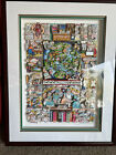 Charles Fazzino Is There A Doctor In The House Doctor Art Limited Edition