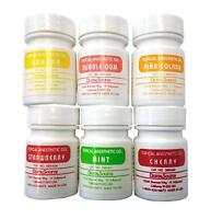 Topical Anesthetic Gel - 6 Jar Set/ Kit (6 x 30gm) Dental Pain Reliever