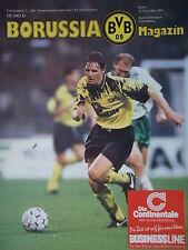 Programm 1993/94 Borussia Dortmund - Kaiserslautern