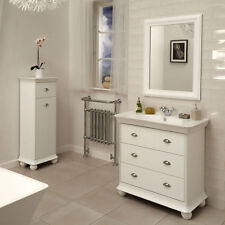 Traditional Wooden Wall Mounted Bathroom Mirrors