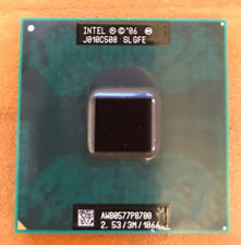 Intel Core 2 Duo P8700 2.53GHz Dual-Core Processor