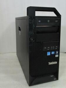 Lenovo ThinkStation D30 2x Xeon E5-2643 3.3GHz 10GB RAM 2x 500GB HDD PC 4223-CTO