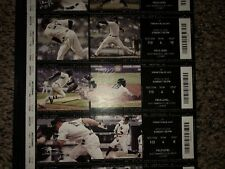 2018 GLEYBER TORRES DEBUT NY NEW YORK YANKEES VS JAYS MINT TICKET STUB 4/22
