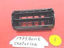 1973 Buick Centurion RH Center Dash Vent Riviera KBC1 3158