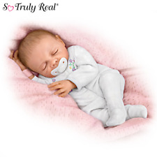 Ashton Drake So Truly Real Name Your Cherish Lifelike Baby Doll