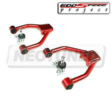 FOR LEXUS IS300 01-05 ALTEZZA XE10 GODSPEED FRONT ADJUSTABLE CAMBER ARM KIT SET