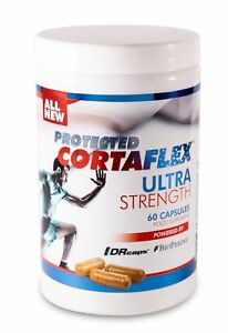 CORTAFLEX HA ULTRA STRENGTH FOR HUMANS 60 CAPSULES 30 DAYS 400MG/CAPS FOR JOINTS