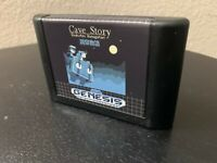 Cave Story v0.7.0 Sega Genesis Homebrew Cartridge Cart SAVE FEATURE WORKS Re-pro
