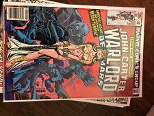 John Carter Warlord of Mars #11 ( April 1978, Marvel) High Grade