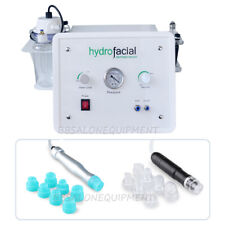 2 in1 Hydra Facial Water jet Peeling silicone tips Skin Care Salon Spa Equipment