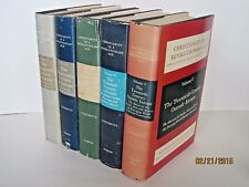 Christianity In A Revolutionary Age by Kenneth Scott Latourette, 5 Volume Set