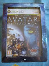 XBOX 360 - AVATAR - EDICION COLECCIONISTA - ED ESPAÑA NUEVO PRECINTADO