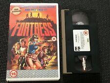 FORTRESS (1985) CBS FOX BIG BOX ORIGINAL VHS VIDEO. RACHEL WARD