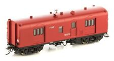 Auscision CP GUARDS VAN, VR PASSENGER CAR RED V&SA WORDING, 2 CAR PACK, VGV-7