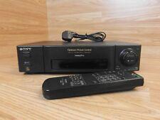 SONY VCR- SLV E25 + Remote Video Cassete Player Recorder Black
