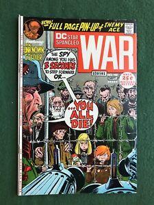 Star Spangled War Stories #158 DC Comics Bronze Age Unknown Soldier Kubert vf
