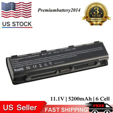 Battery for Toshiba Satellite PA5024U-1BRS C850 C855 C855D C55 PA5109U-1BRS US