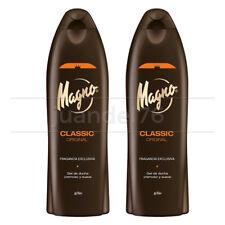 "LA TOJA ""MAGNO"" CLASSIC SHOWER BODY GEL, 2 x 550 ML"